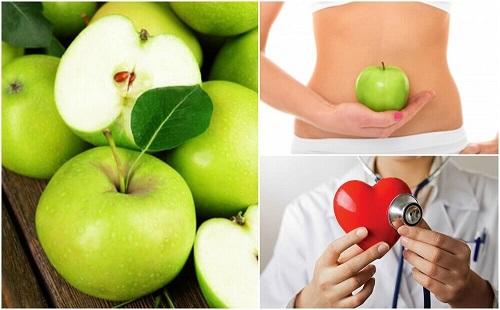 7 motive să consumi un măr verde pe stomacul gol
