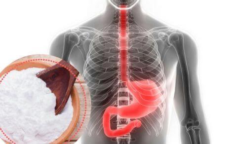 Bicarbonatul de sodiu pe lista de remedii pentru refluxul gastroesofagian