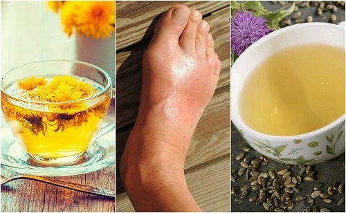 5 ceaiuri pentru reducerea nivelului de acid uric