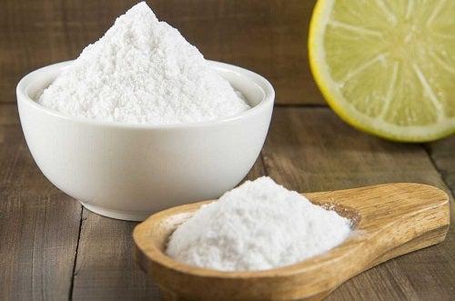Cum să slăbești cu bicarbonat de sodiu și lămâie