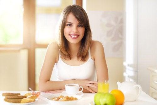 Cum să slăbești fără efort cu un mic dejun sănătos