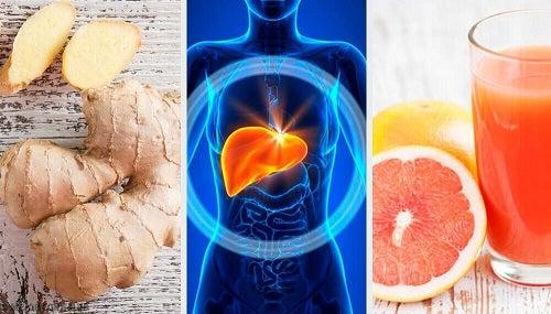 Cea mai bună dietă pentru persoanele cu ficat gras