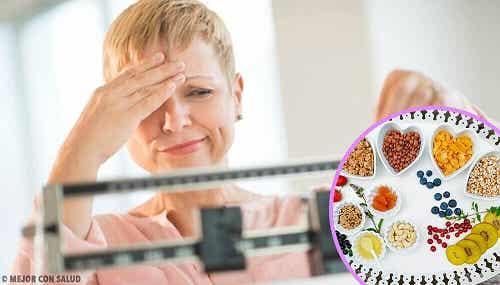 Dietă ideală pentru a slăbi la menopauză