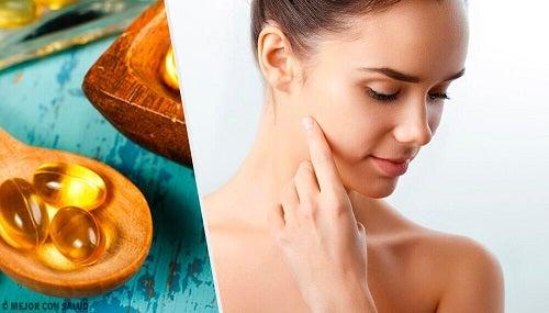 5 întrebuințări ale capsulelor de vitamina E pentru piele