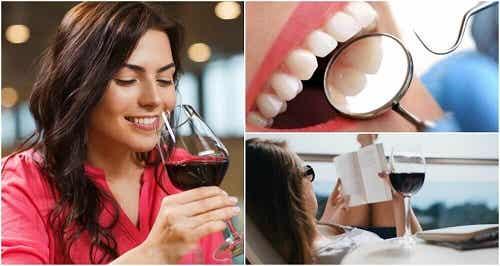 8 motive pentru a bea vin roșu cu moderație