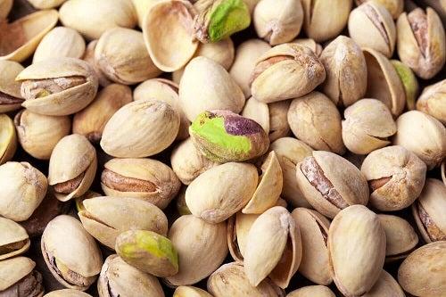 Motive pentru a consuma fistic precum conținutul bogat de nutrienți