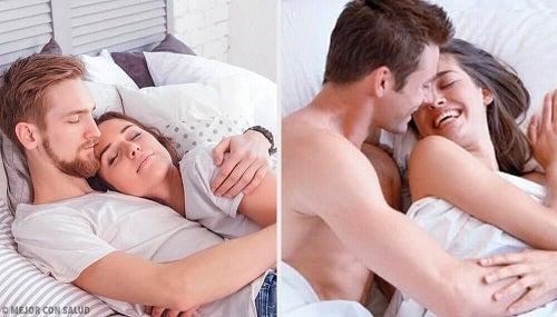 5 obiceiuri ale cuplurilor fericite înainte de culcare