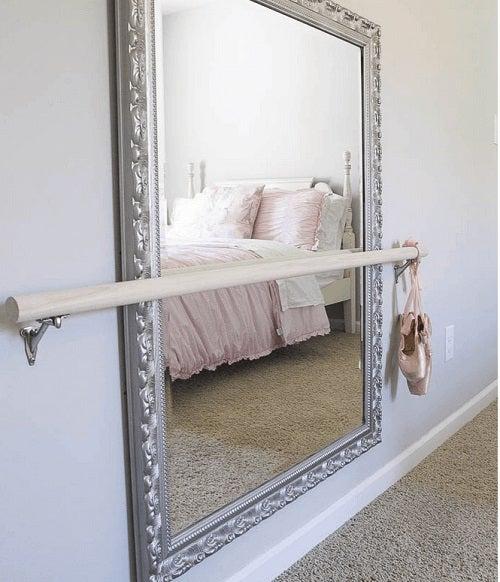 Oglinzile sunt lucruri care trebuie evitate în dormitor