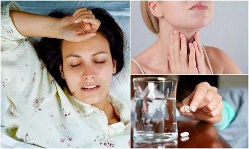 6 cauze medicale ale transpirației nocturne