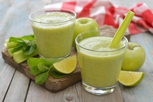 Remedii naturiste pentru detoxifierea ficatului cu mere verzi