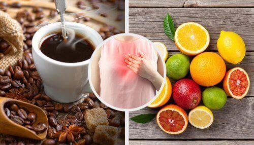 Remedii pentru refluxul gastroesofagian precum o alimentație sănătoasă
