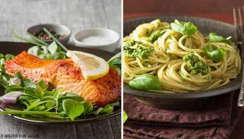3 rețete sănătoase pentru o cină rapidă