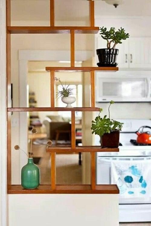 Separatoare de cameră elegante și simple