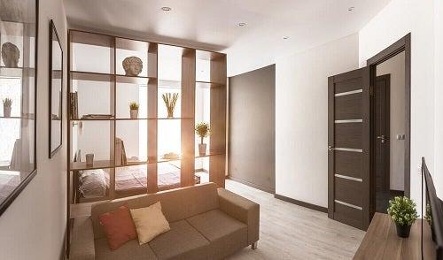 9 separatoare de cameră elegante pentru locuința ta
