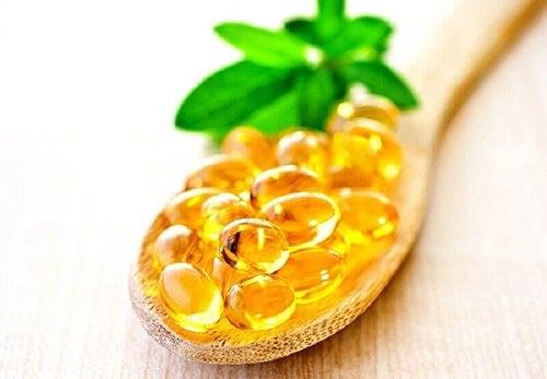 Vitamina E folosită pentru a combate cauze ale căderii genelor