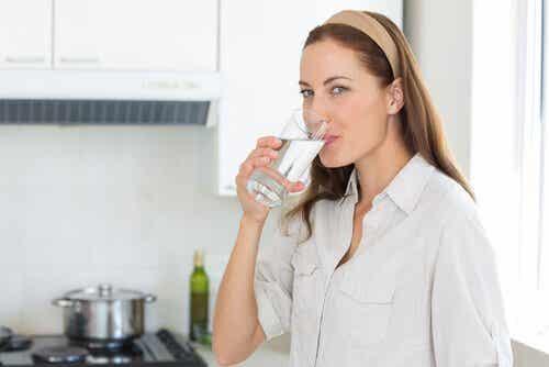 Beneficiile consumului de apă pentru sănătate