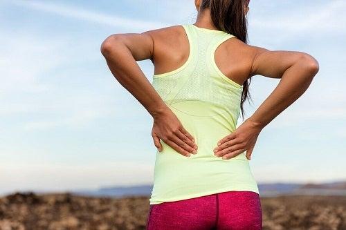Cauze medicale ale durerii lombare la femei