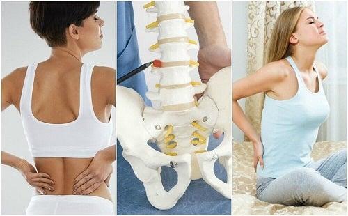 8 cauze medicale ale durerii lombare