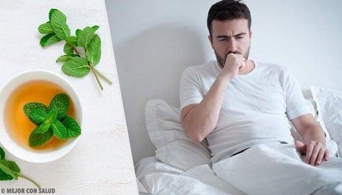 5 ceaiuri pentru tratarea tusei supărătoare