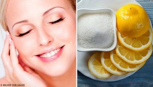 Tratamente cu lămâie pentru o piele superbă