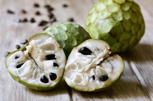 Cele mai exotice alimente bogate în potasiu