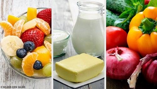 7 combinații alimentare de evitat