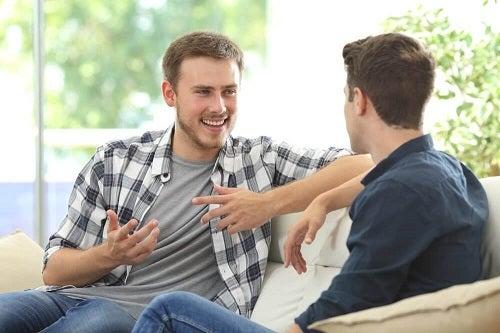 Cum să elimini gândirea negativă prin comunicare