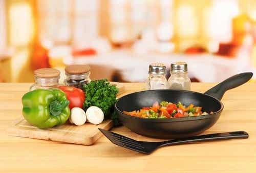 Cum să gătești legumele pentru a obține un gust delicios