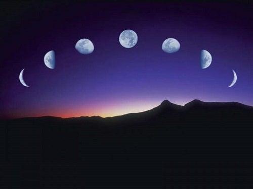 Care sunt efectele lunii asupra oamenilor?