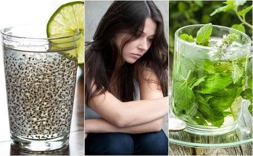 6 remedii naturiste pentru depresie