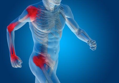 Importanța articulațiilor pentru corpul uman