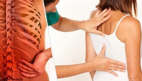 Efecte ale stresului asupra coloanei vertebrale