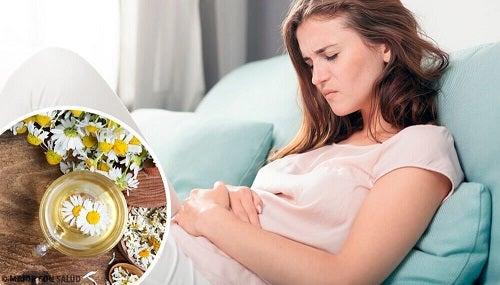 5 infuzii pentru a combate gazele intestinale