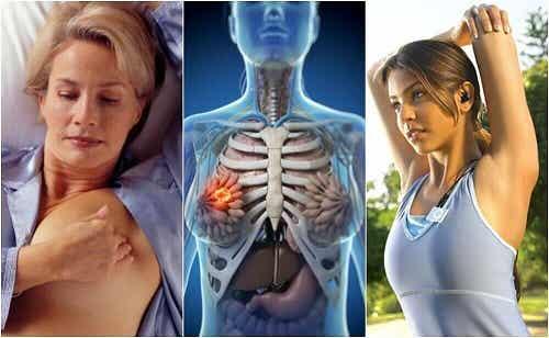 6 recomandări pentru prevenirea cancerului mamar