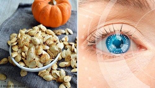 5 remedii naturale care combat degenerescența maculară