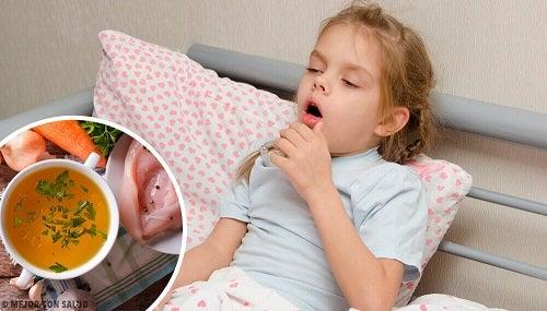 6 remedii naturale pentru tuse la copii