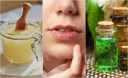 Remedii pentru buzele crăpate: prevenire și tratare
