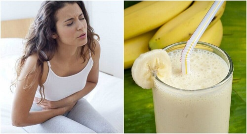 Remediu pentru ulcer – shake-ul de banane și cartofi