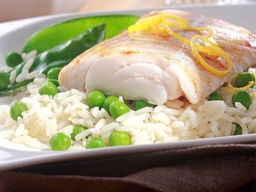 Rețete cu pește simple și sănătoase