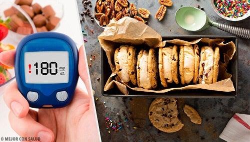 Descoperă 4 rețete de dulciuri pentru diabetici