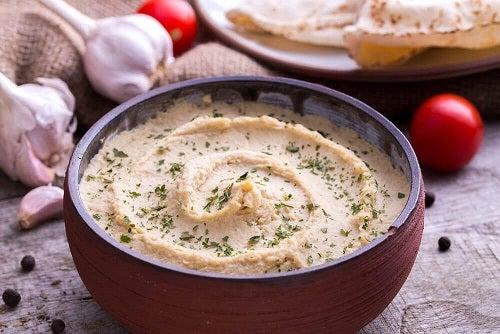 Reţete pentru cină de hummus