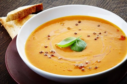 Reţete pentru cină de supă cremă