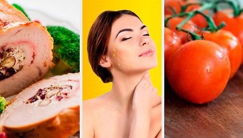 4 alimente miraculoase pentru stimularea producției de colagen