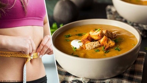 Dietă bazată pe supe care ard grăsimile din corp