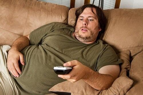 Tipuri de obezitate cauzate de sedentarism