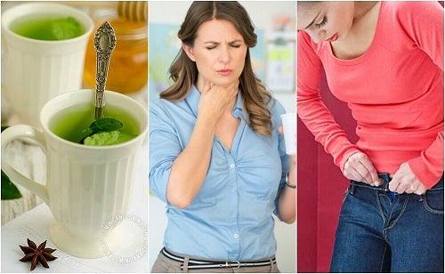 8 trucuri pentru a preveni refluxul gastroesofagian