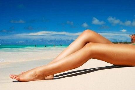 varicele pot face plajă)