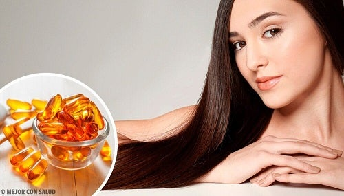 6 vitamine esențiale pentru creșterea părului