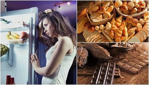 10 alimente de evitat seara înainte de culcare