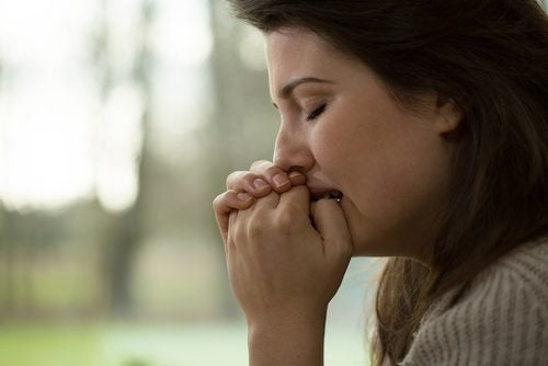 Anxietate printre semnele unui atac de cord